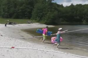 Video der LuBaRe am Königssee